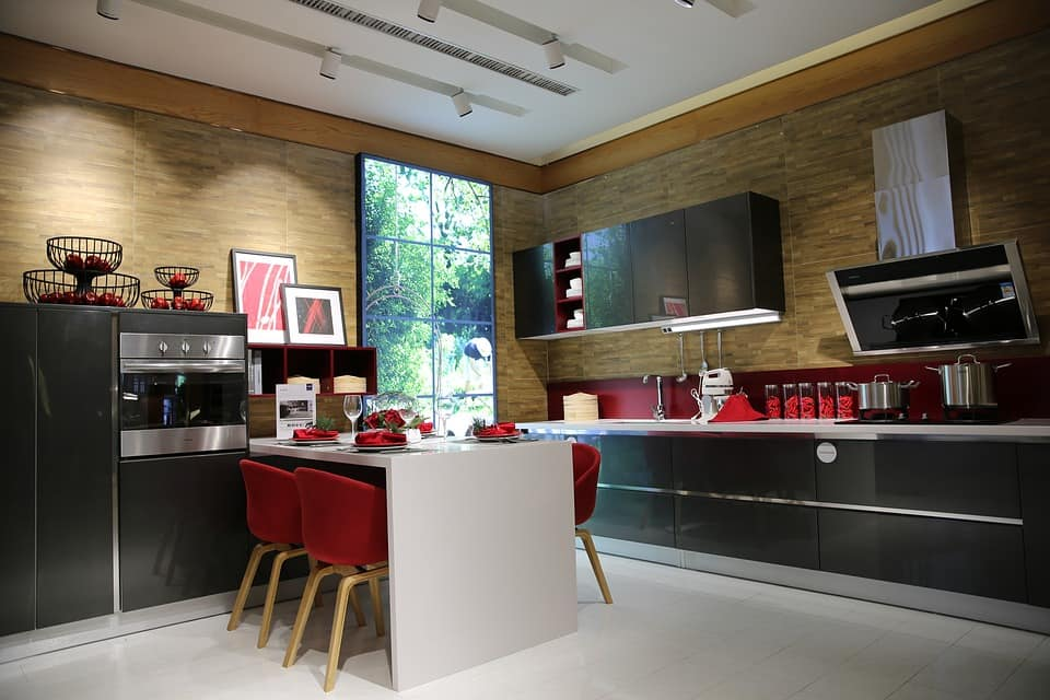 Décorer votre cuisine avec des meubles tendances