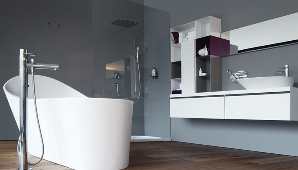salle de bains savoir choisir sa baignoire label d co. Black Bedroom Furniture Sets. Home Design Ideas
