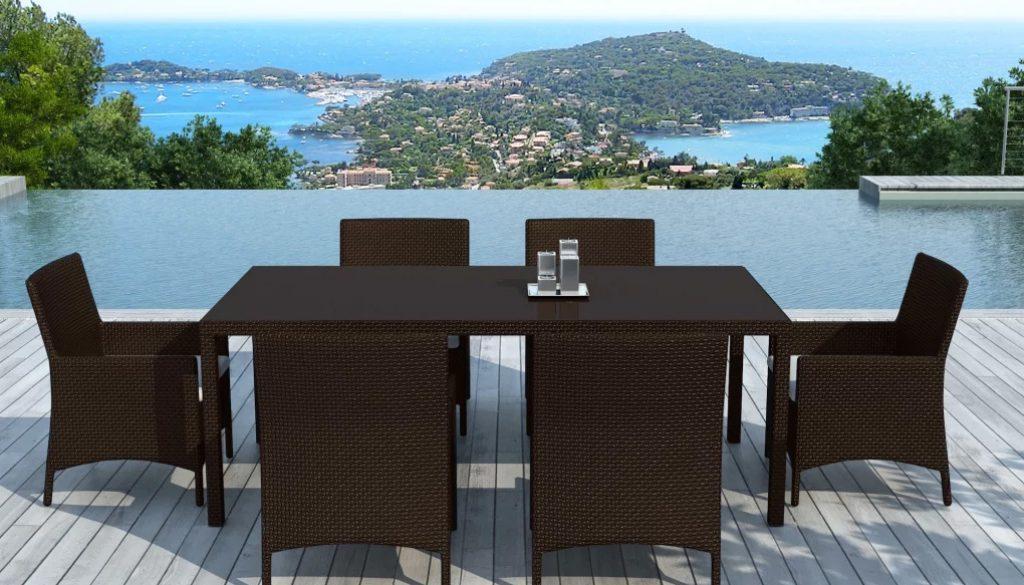 Ensemble table et chaises de jardin : notre guide pour l\'été - Label ...