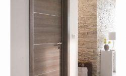 Porte Interieur Avec Lustres Design Contemporain belle Porte intérieure escalier et cloison amovible CASTORAMA