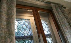 double fenêtre rénovée