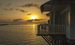 bungalow en bord de mer