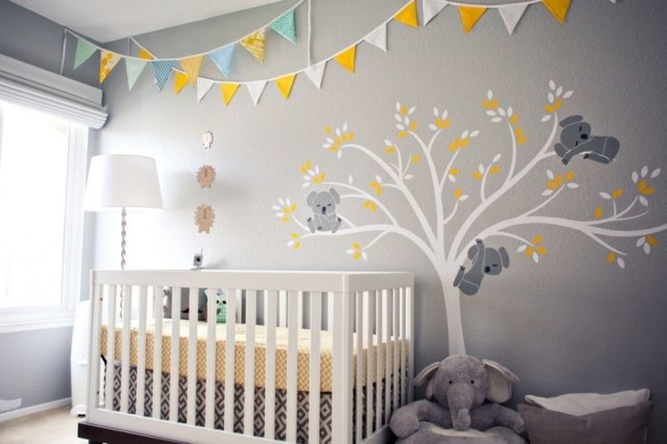 Peinture pour la chambre du bébé : conseils bien choisir - Label Déco