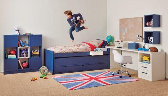 bureau enfant chambre