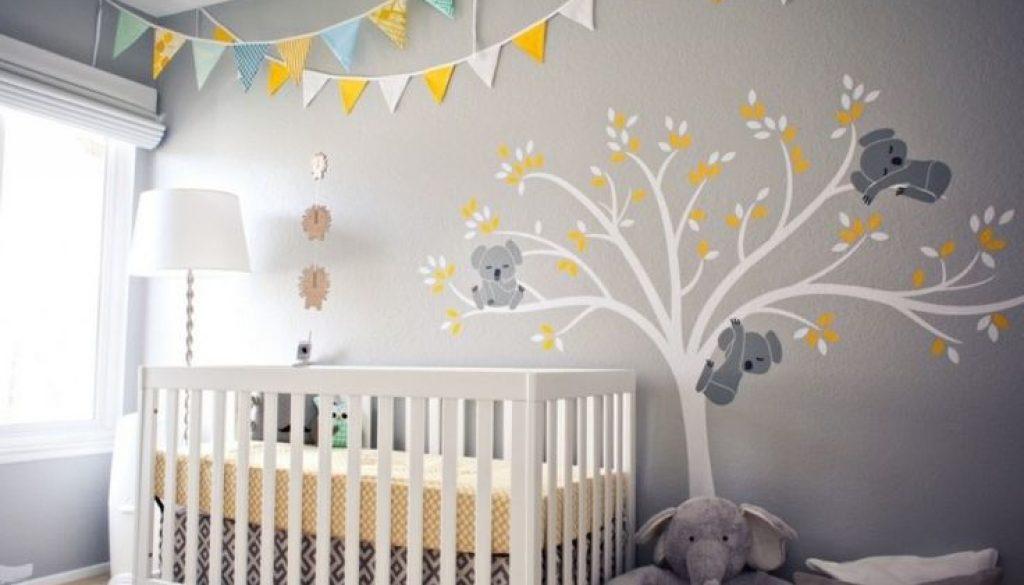 Peinture Pour La Chambre Du Bebe Conseils Bien Choisir Label Deco