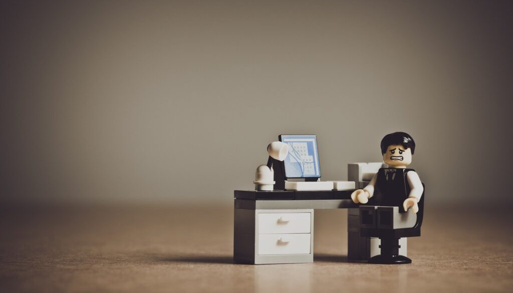 Chaise de bureau pro