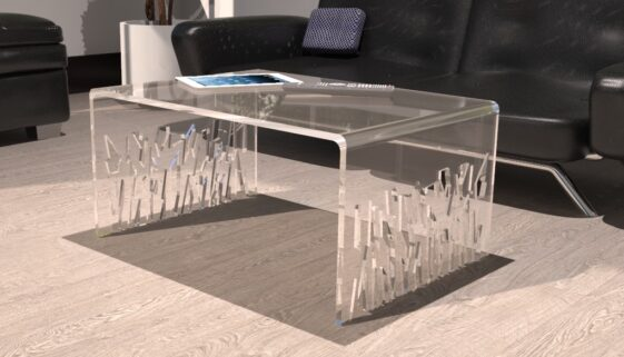 210315-table plexiglas design