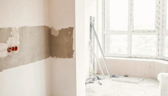 renovation concept